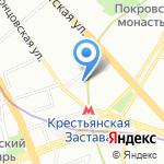 PremiumSnacks на карте Москвы