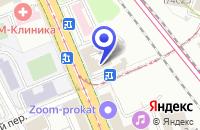 Схема проезда до компании ТФ РОСАГРОБИОПРОМ в Москве