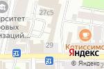 Схема проезда до компании Доктор Смайл в Москве