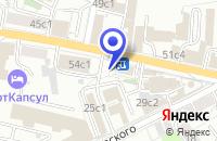 Схема проезда до компании СЕРВИСНЫЙ ЦЕНТР JAPAUTO в Москве