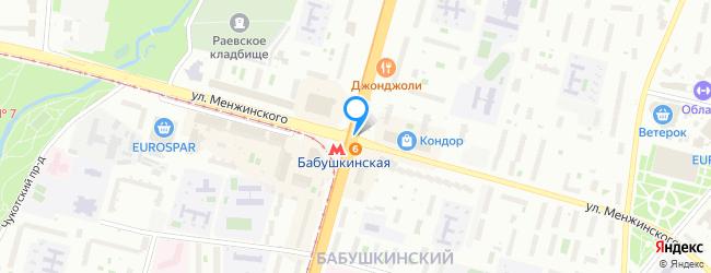 Енисейская улица