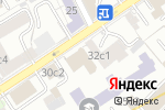 Схема проезда до компании Скайпресс в Москве