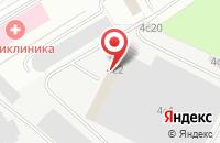 Схема проезда до компании Мебельплит в Москве