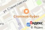Схема проезда до компании ГОСТ.ЛАБ в Москве