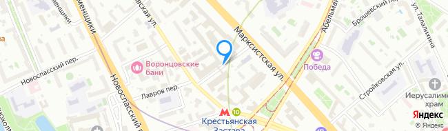Новоселенский переулок