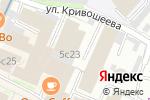 Схема проезда до компании Tattoo Heroes в Москве