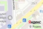 Схема проезда до компании Коломенская пастила в Москве