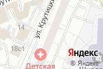 Схема проезда до компании Союз художников России в Москве