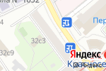 Схема проезда до компании ТАРП ЦАО в Москве