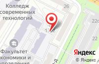 Схема проезда до компании Стандарт Профи в Москве