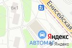 Схема проезда до компании АвтоДом Корея в Москве
