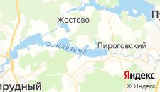 Гостиницы города Сорокино на карте