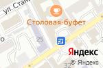 Схема проезда до компании ТелеТауэр в Москве