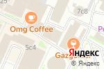 Схема проезда до компании КИВЕС в Москве