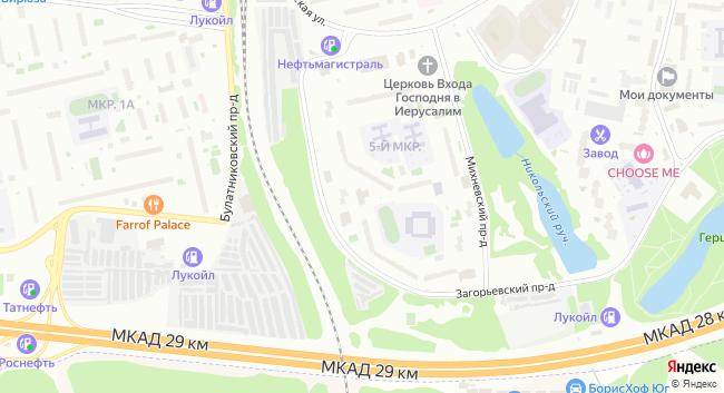 Бизнес-центр «Загорьевский 5» - превью 2