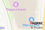 Схема проезда до компании СЕЛФИ в Москве
