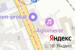 Схема проезда до компании Стройбизнеспартнер в Москве
