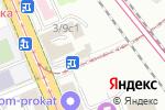 Схема проезда до компании Финансовый двор в Москве