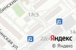 Схема проезда до компании Мелиора в Москве