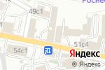 Схема проезда до компании Центр занятости населения Центрального административного округа в Москве