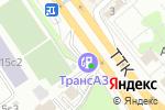 Схема проезда до компании Элекснет в Москве