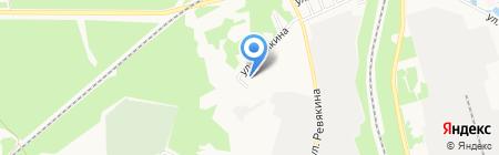 Детский сад №313 на карте Донецка