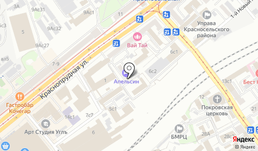 Амрита-Русь. Схема проезда в Москве