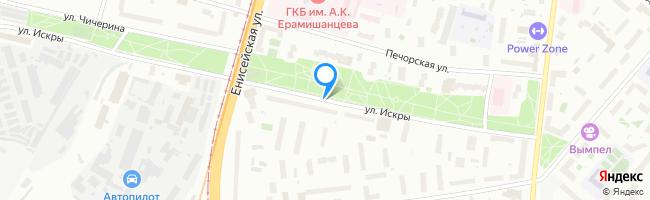 улица Искры