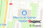 Схема проезда до компании Smoke Lounge в Москве