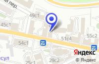 Схема проезда до компании ПРОЕКТНО-ИССЛЕДОВАТЕЛЬСКАЯ ФИРМА РУССКИЙ ХЛЕБ И КО в Москве