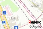 Схема проезда до компании Самоделкин, Толстых и партнеры в Москве