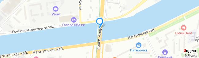 Нагатинский мост