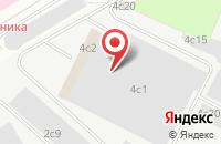 Схема проезда до компании Виртген-Инт. в Москве