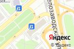 Схема проезда до компании Биржа недвижимости в Москве