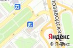 Схема проезда до компании Блокформа в Москве