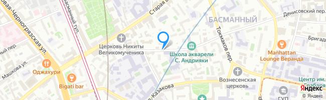 Гороховский переулок