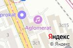 Схема проезда до компании Нотариус Чернова И.В. в Москве