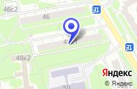 Схема проезда до компании БИРЮЛЕВО ВОСТОЧНОЕ в Москве
