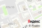 Схема проезда до компании Free grower в Москве