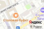 Схема проезда до компании Семь Драгоценностей Жизни в Москве