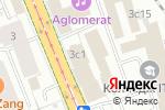 Схема проезда до компании ГРЕСКОД в Москве
