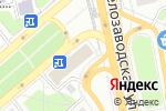 Схема проезда до компании Владимир Каликин и партнеры в Москве