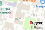 Схема проезда до компании Институт экономики и развития транспорта в Москве