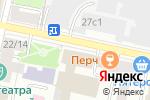 Схема проезда до компании VMB-Сервис, ЗАО в Москве