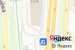 Схема проезда до компании Ника Моторс в Москве