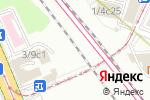 Схема проезда до компании ПродАльянс в Москве