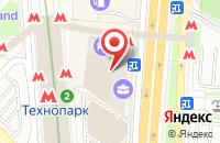 Схема проезда до компании Политоргсервис в Москве