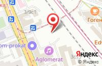Схема проезда до компании ПСК Стоунстрой в Москве