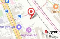 Схема проезда до компании Дкм в Москве