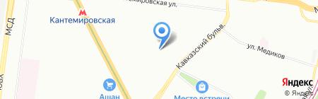 Средняя общеобразовательная школа №904 с дошкольным отделением на карте Москвы